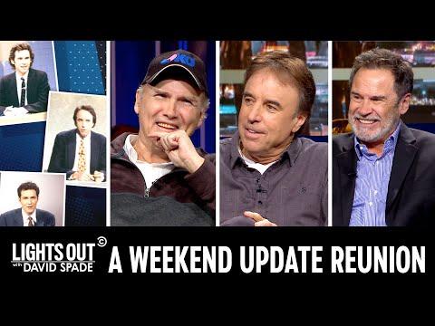 A Weekend Update Reunion (feat. Norm Macdonald) - Lights Out with David Spade