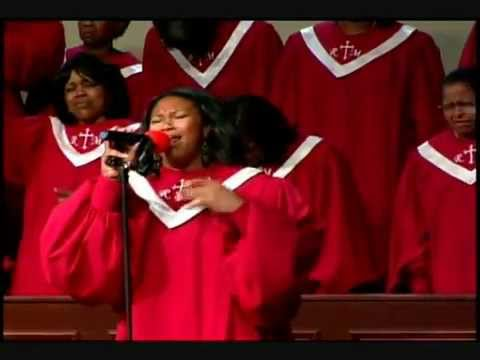 Jesus - Shekinah Glory Ministry (rtm Choir Singing