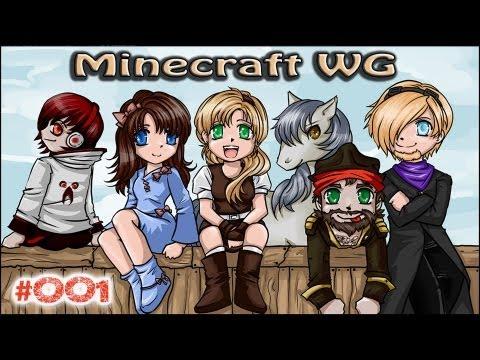 minecraftwg - Ein neues, altes Projekt! Ab heute bin ich in der Minecraft WG und muss euch sagen, es gefällt mir! Wenn auch noch die ein oder anderen Soundeinstellungen no...