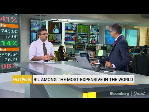 Reliance Industries The Most Expensive In The World