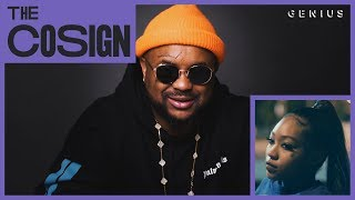 Video The-Dream Reacts To New Female R&B Singers (Summer Walker, DaniLeigh, Ann Marie) | The Cosign MP3, 3GP, MP4, WEBM, AVI, FLV Maret 2019