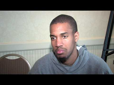 Eric Maynor Draft Combine Interview