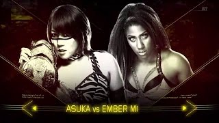 WWE NXT TakeOver: Orlando 2017 - Asuka Vs Ember Moon (#NXT Women's Championship Match!!!) PLEASE: Like, Comment & Subscribe!!!