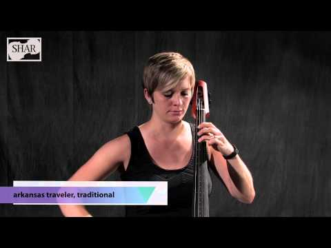 Video - Blemished NS Design 4-String Electric Cello CR Series | BNSC4