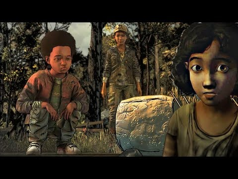 Clementine Remembers The Salt Lick - The Walking Dead