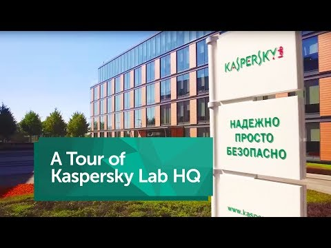 A Tour of Kaspersky Lab HQ