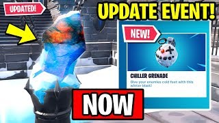 NEW Fortnite UPDATE & FREE PRISONER SKIN EVENT! (Fortnite Battle Royale)