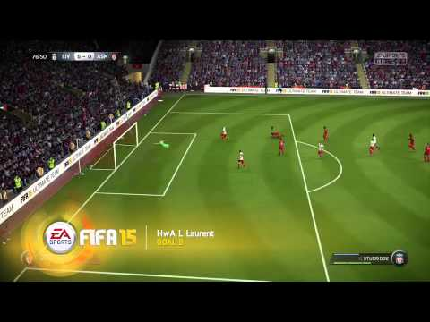 Video: FIFA15 fans' Goal of the Month February