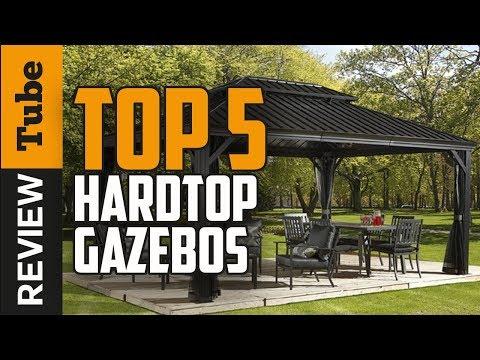✅Gazebo: Best Gazebo 2019 (Buying Guide)