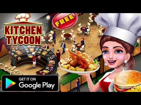 Super Chef Kitchen Story Restaurant Cooking Games