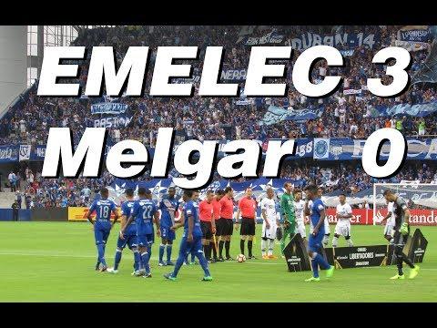 La Hinchada | Emelec vs Melgar - Copa Libertadores 2017 - Boca del Pozo - Emelec