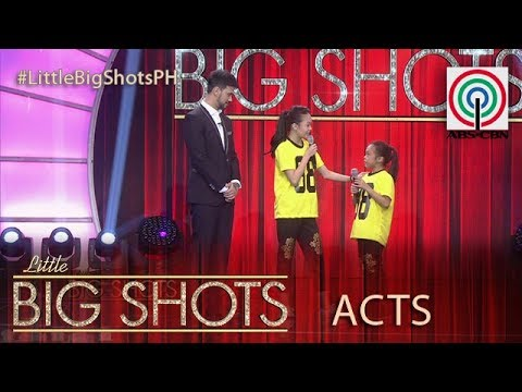 Little Big Shots Philippines: Princess Eiana | 9-year-old Kiddie Hiphop