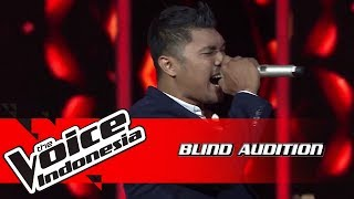 Video Gedhen - Roxanne | Blind Auditions | The Voice Indonesia GTV 2018 MP3, 3GP, MP4, WEBM, AVI, FLV Januari 2019