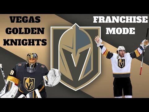 NHL 18 - Vegas Golden Knights Franchise Ep. #5