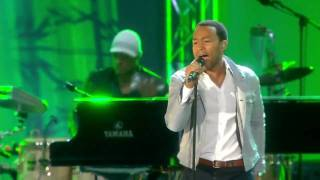 John Legend - Green Light (2010 FIFA World Cup™ Kick-off Concert)