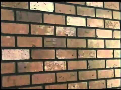Installing 3D Sign Letters on a Brick Wall-1:47min