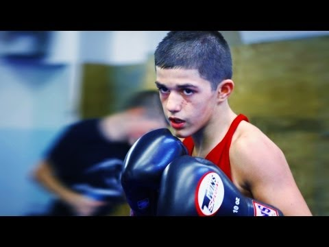 13 - This episode of PRODIGIES takes you inside the gritty, adrenaline-fueled world of youth boxing and martial arts. Meet Reshat Mati, known as the Albanian bear...
