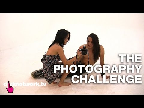 The Photography Challenge - Chick vs. Dick: EP62 (видео)