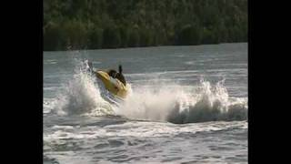 10. 2009 Seadoo Speedster 150 - 255hp SCIC Jet Boat cutting sick!