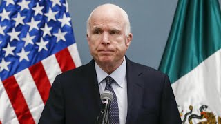 """Arizona Senator John McCain has been diagnosed with an aggressive form of brain cancer known as glioblastoma. Doctors discovered the tumor during his blood clot surgery last week. CBS News chief medical correspondent Dr. Jon LaPook has more on the diagnosis.Subscribe to the """"CBSN"""" Channel HERE: http://bit.ly/1Re2MgSWatch """"CBSN"""" live HERE: http://cbsn.ws/1PlLpZ7Follow """"CBSN"""" on Instagram HERE: http://bit.ly/1PO0dkxLike """"CBSN"""" on Facebook HERE: http://on.fb.me/1o3Deb4Follow """"CBSN"""" on Twitter HERE: http://bit.ly/1V4qhIuGet the latest news and best in original reporting from CBS News delivered to your inbox. Subscribe to newsletters HERE: http://cbsn.ws/1RqHw7TGet your news on the go! Download CBS News mobile apps HERE: http://cbsn.ws/1Xb1WC8Get new episodes of shows you love across devices the next day, stream local news live, and watch full seasons of CBS fan favorites anytime, anywhere with CBS All Access. Try it free! http://bit.ly/1OQA29B---CBSN is the first digital streaming news network that will allow Internet-connected consumers to watch live, anchored news coverage on their connected TV and other devices. At launch, the network is available 24/7 and makes all of the resources of CBS News available directly on digital platforms with live, anchored coverage 15 hours each weekday. CBSN. Always On."""