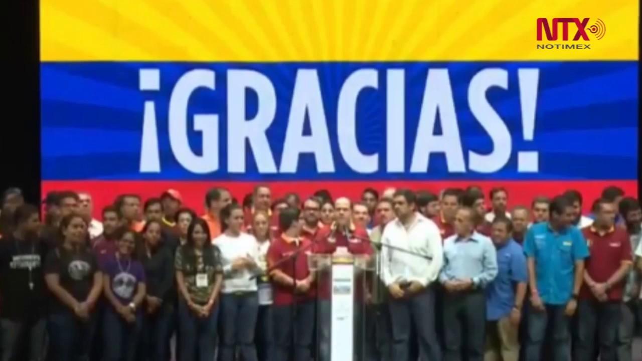 Rechazan más de siete millones de venezolanos Constituyente de Maduro