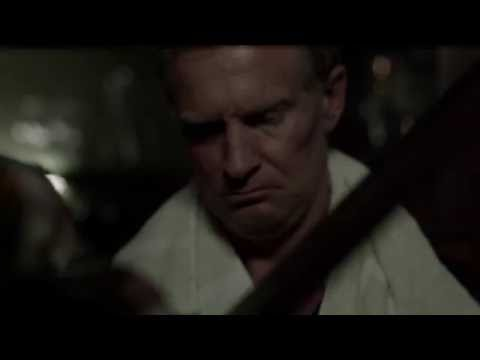 Banshee - Burton kills the Kinaho assassin who is sent after Kai Proctor.