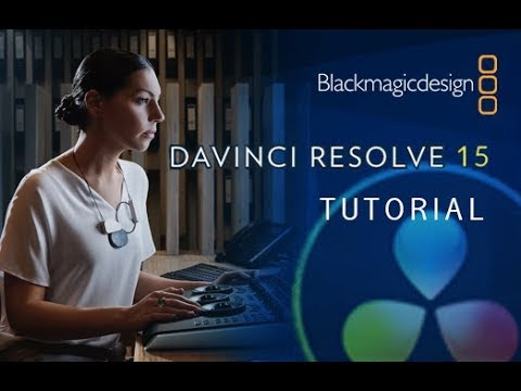 DaVinci Resolve - Tutorial for Beginners [COMPLETE] - 16 MINS!