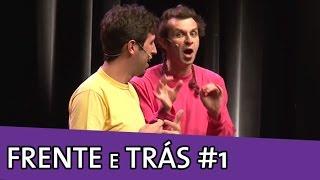 IMPROVÁVEL - FRENTE E TRÁS #1