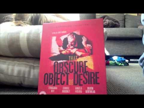 That Obscure Object Of Desire Blu Ray Review// This Hidden World
