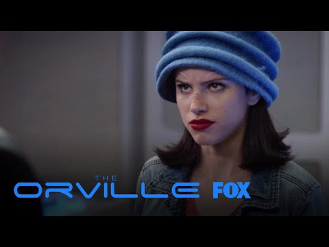 The Team Changes Clothes Before They Arrive On Sargus Four | Season 1 Ep. 7 | THE ORVILLE