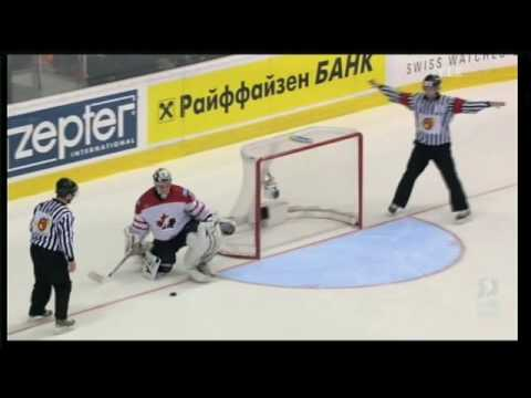 Canada vs Finland shootout – Icehockey World Championship 2009 HQ