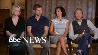The cast of the hit show opened up in an interview with ABC News' Jesse Palmer about what's in store for the final season.