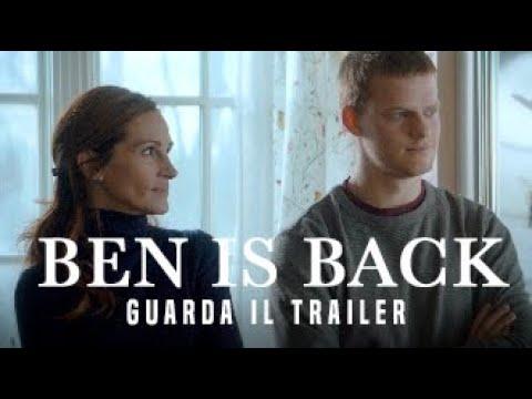 Preview Trailer Ben is Back, trailer ufficiale italiano del film con Julia Roberts
