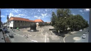 Maribor (Trg svobode) - 04.06.2015
