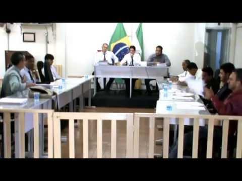 12ª Reunião Ordinária da Câmara Municipal – Exercício de 2015