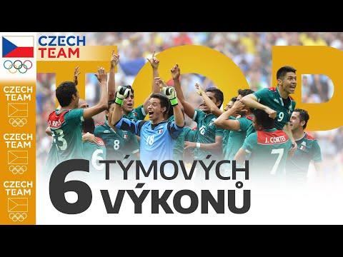 TOP: 6 týmových výkonů