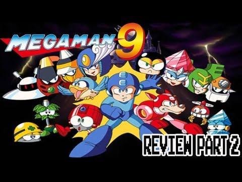 preview-Mega Man 9 Game Review Part 2 (Kwings)