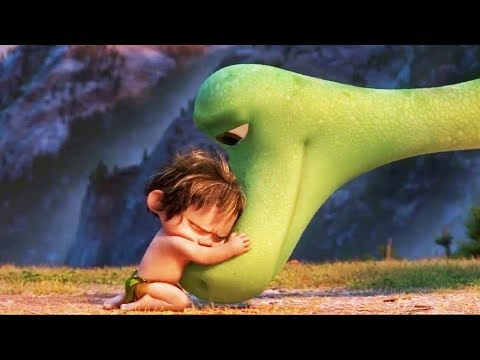 The Good Dinosaur - Arlo and Spot Memorable Moments [HD-Bluray]