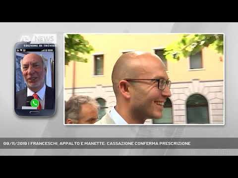 09/11/2019 | FRANCESCHI, APPALTO E MANETTE: CASSAZIONE CONFERMA PRESCRIZIONE