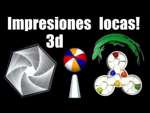 5 IMPRESIONES 3D QUE PUEDES HACER!!!!