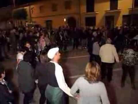 BALLI SARDI A SANLURI PER SAN MARTINO E LA 35^ SAGRA DELLE FAVE LESSE 9 NOVEMBRE 2013