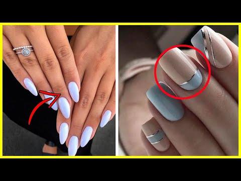 Diseños de uñas - Diseños de UÑAS  Como Decorar Uñas Acrílicas /Esmalte  Paso a Paso fácil #7