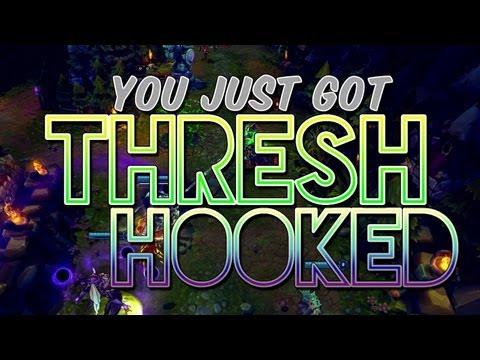 Tekst piosenki Instalok - Thresh Hook po polsku