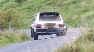 A teaser video of our weekend in the hills of Donegal - Full review to follow with no music. Thanks to our Sponsor FAAC & Pacenotes Rally Magazine