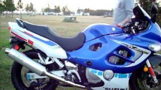 2. My 2006  Suzuki Katana 600