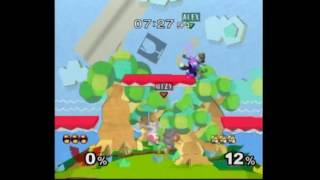 GENESIS 3 – COG | Wizzrobe (C. Falcon) vs Alex19 (Fox) [Full Set]
