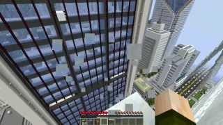 EL ESCALADOR | Freerunner MOD| Minecraft Mod Review