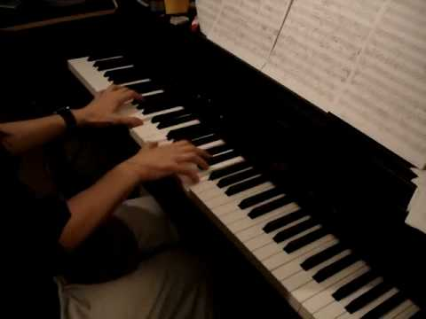 Nine Inch Nails - Terrible Lie - piano cover of the acoustic version by ..? Video