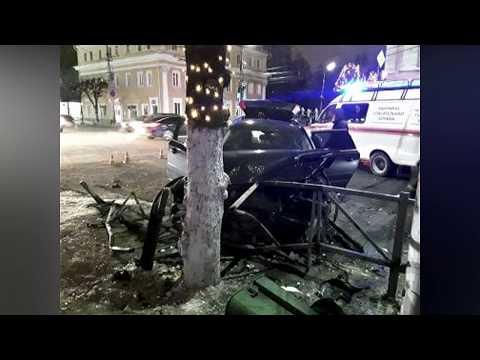 В Рязани четыре человека пострадали в ДТП