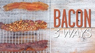 Take the breakfast favorite up a notch with our three flavorful topping options, including BBQ Candied bacon, Southwest Cornmeal Candied Bacon, and ...